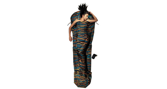 Cocoon MummyLiner Inlet Silk african night